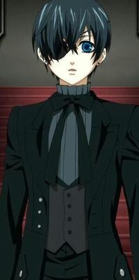 « Sebastian,C'est un ordre. Tue les, Tue les tous » - Ciel Phantomhive