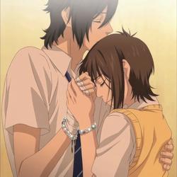 « Les amis finissent toujours par vous trahir. Un coeur faible blesse les autres. »  Mei Tachibana