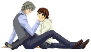 💕 Usagi « Misaki ... Je t'aime. » 💘