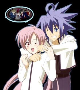 « Hashiba Sora voit son quotidien bouleversé par la venue d'un nouvel élève, Sunao, qui l'agresse la nuit de sa venue en l'appelant Yoru.  Sora se rend bientôt compte qu'il connait Sunao... » Titre : Suki na Mono wa Suki Dakara Shouganai!! - Genre : Shõnen-ai/Yaoi