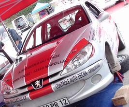Résultat rallye des 100 Vallées 2011