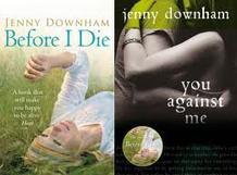 Jenny Downham et ses romans...