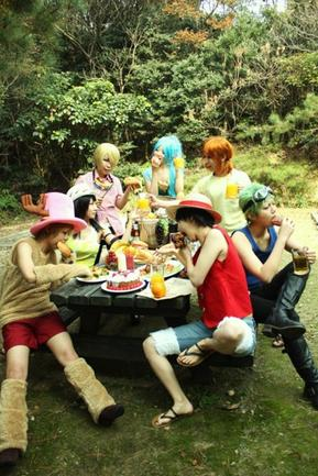 Cosplay One Piece {partie 4}