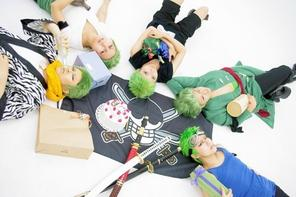 Cosplay {One Piecel partie 8}.
