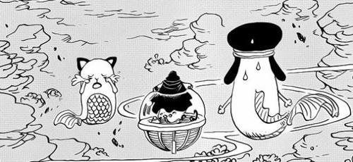 One Piece chapitre 755.