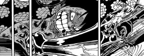 One Piece chapitre 770.