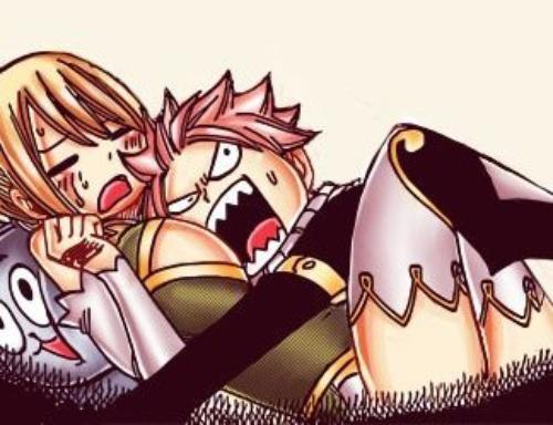 Fairy Tail chapitre 447.