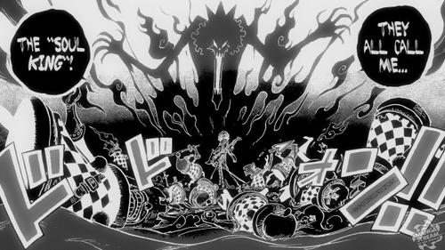 One Piece chapitre 848.