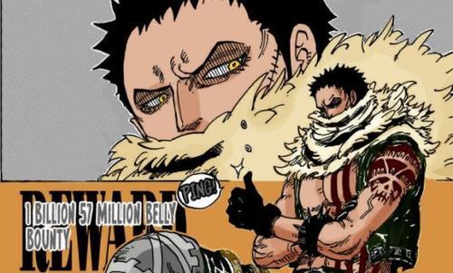 One Piece chapitre 860.