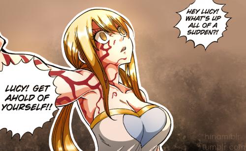 Fairy Tail chapitre 534.