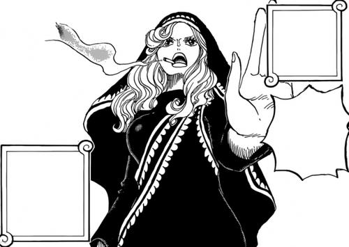 One Piece chapitre 866.