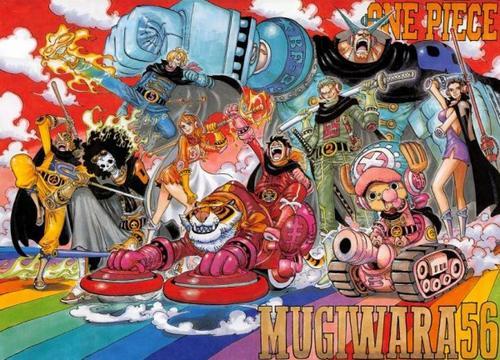 One Piece chapitre 872.