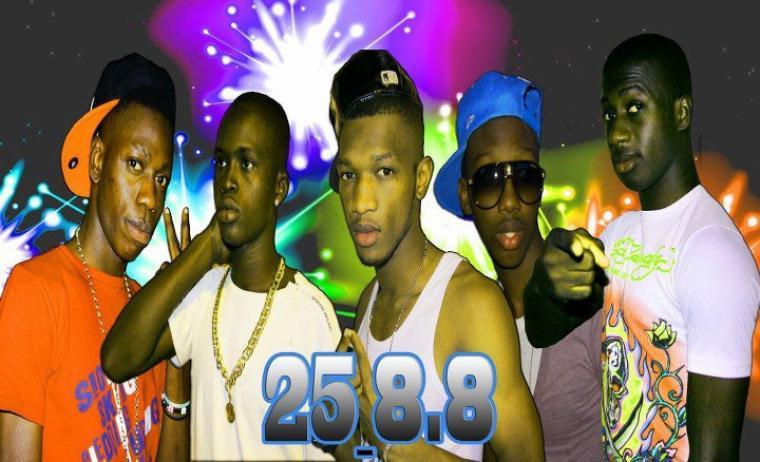 """25-88 By Noumoudeni Ldjiii / C"""" Est Nous Les Best (25-88) (2012)"""