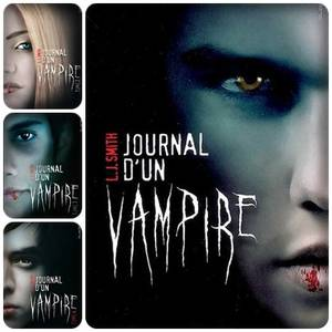 # Library-Of-Dreams.       Journal d'un vampire.