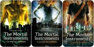 # Library-Of-Dreams.       The Mortal instruments - Première trilogie