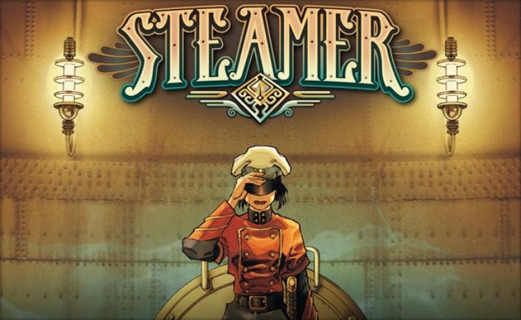 En avant vers les Steamers