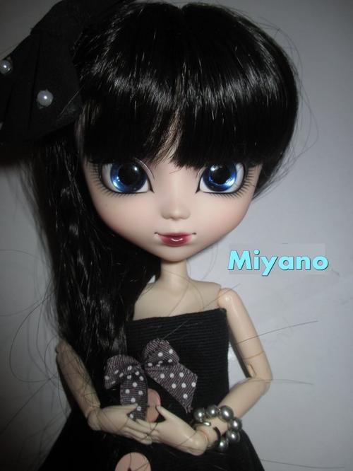 Miyano est arrivée ! ♥