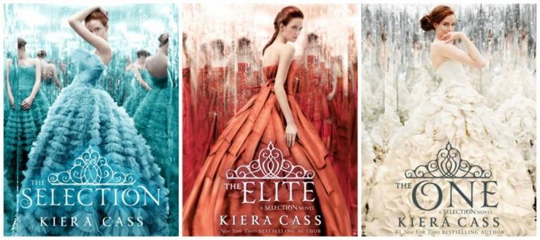 La selection de Kiera Cass