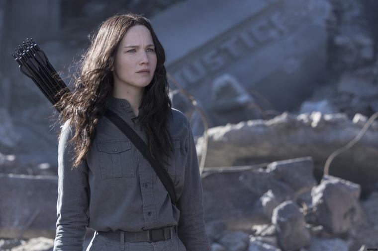 Hunger Games : La révolte partie 1