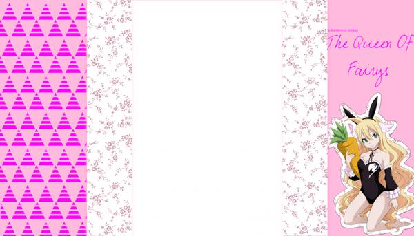 Habillage 5 - Fairy Tail Mavis