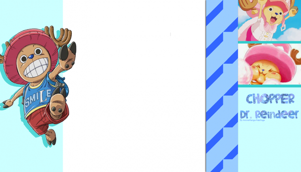 Habillage 10 - One Piece Chopper