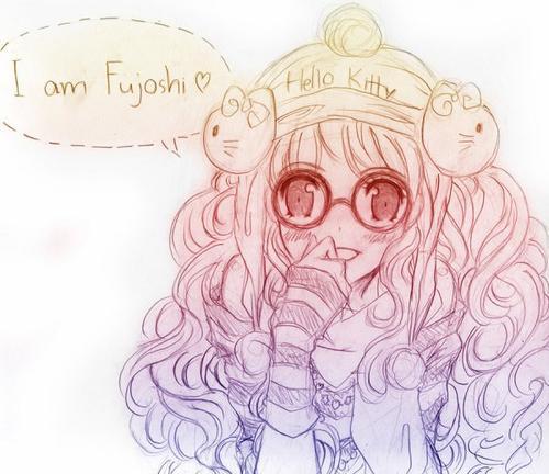 I'm a Fujoshi <3