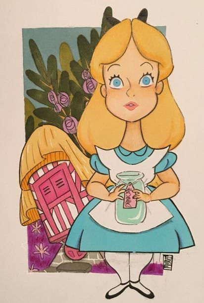 Alice aux Pays des Merveilles (2017)