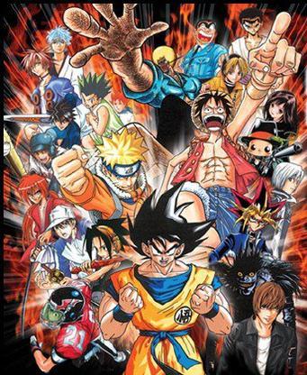 Les manga et animés