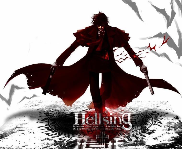 Hellsing [****] N° : 4
