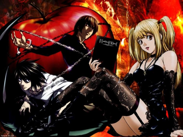Death note [*****]