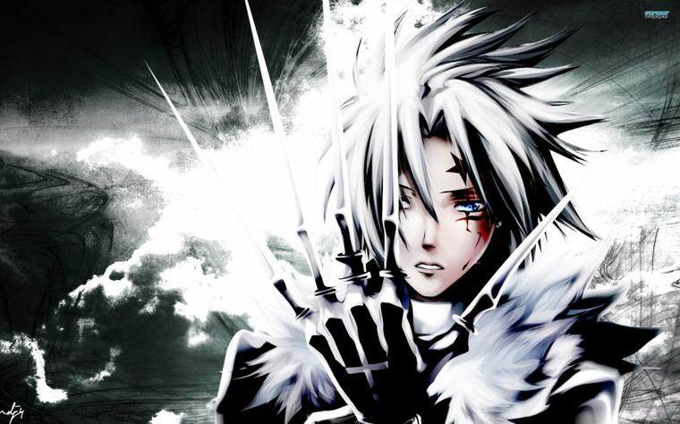 épisode Gray-man