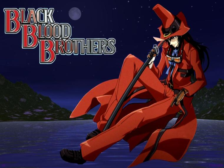 épisode Black blood brothers