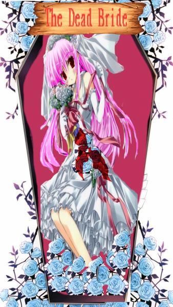 ÉNORME OS IE !!! --> << The Dead Bride >> chapitre 1
