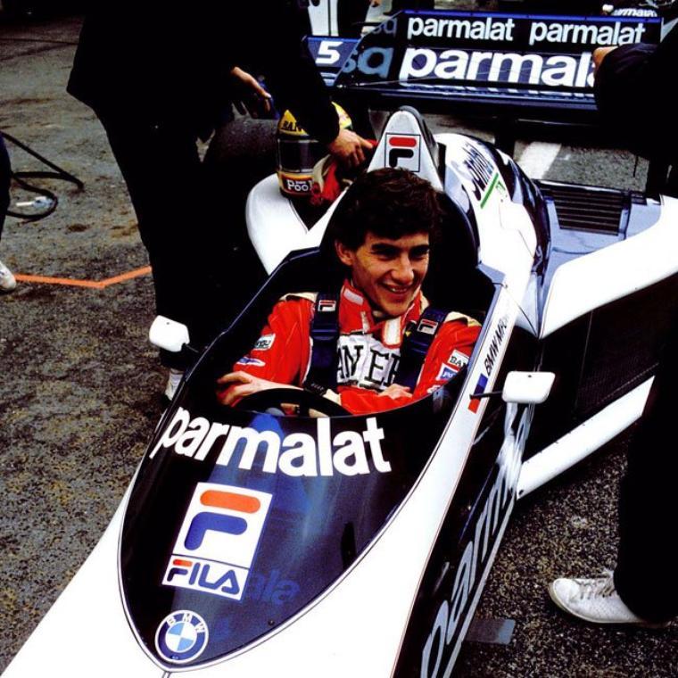 Les débuts d'Ayrton Senna en F1 By Benoît Fraikin – 01/05/2012