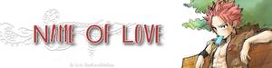 Découvrir la fiche → Name of Love
