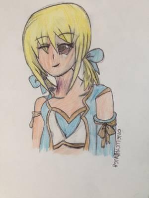 Dessins Lucy 1