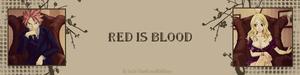 Découvrir la fiche → Red is Blood