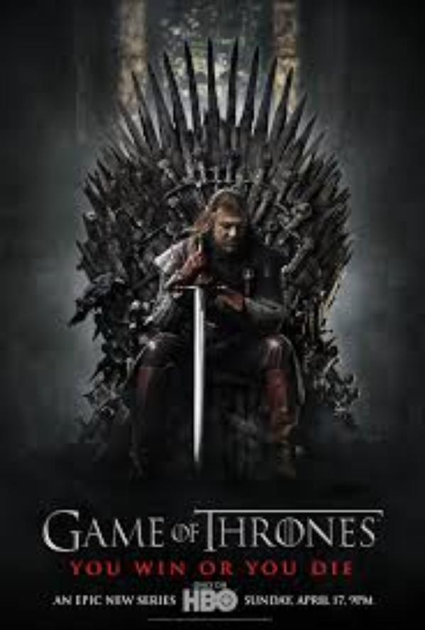 Série: Game of Thrones (Le Trône de Fer)