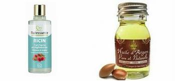 ❥ Bain d'huiles pour soigner les fourches et faire pousser ses cheveux rapidement.