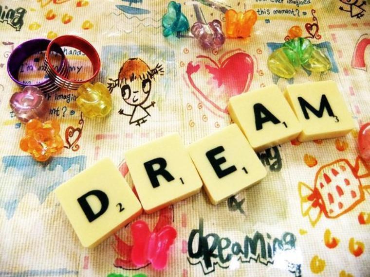 Tout le monde a un rêve.Le mien.C'est d'être le tien.♥