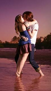 j'ai pas l'impretion d'être avec lui, mais avec toi... c'est a toi que je dit mes je t'aime et lui n y a pas le droit, c'est a toi que je veut parler quand ton parle, ses ton nom que je dit a voie haute pour parler de lui.... ses tes bras que je veut pas les sien ces a lui que je suis mais je ne rêve que d'être a toi, tu ma déja voler mon coeur, il peut toujours croire que ces lui qui posede mon coeur mais ces ta toi que je les donner.