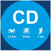 Triathlon Alpe d'Huez (Isère-38 ) le 25 juillet 2013
