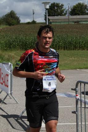 Les courses du Jura Alsacien à Ferrette le 16 aout 2014
