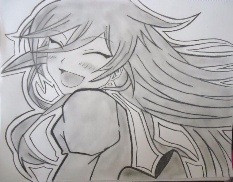 Dessin Alice ~~~~ <3
