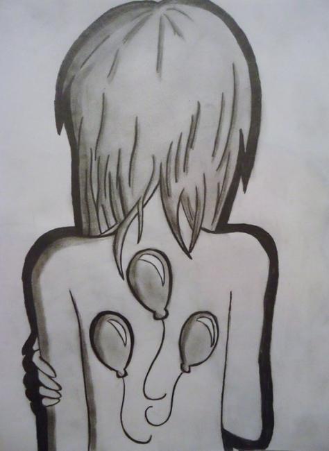 dessin fille dos tatouage ~~~<3