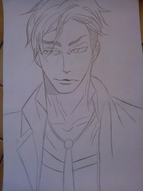 Erwin (attaque des titans) :D