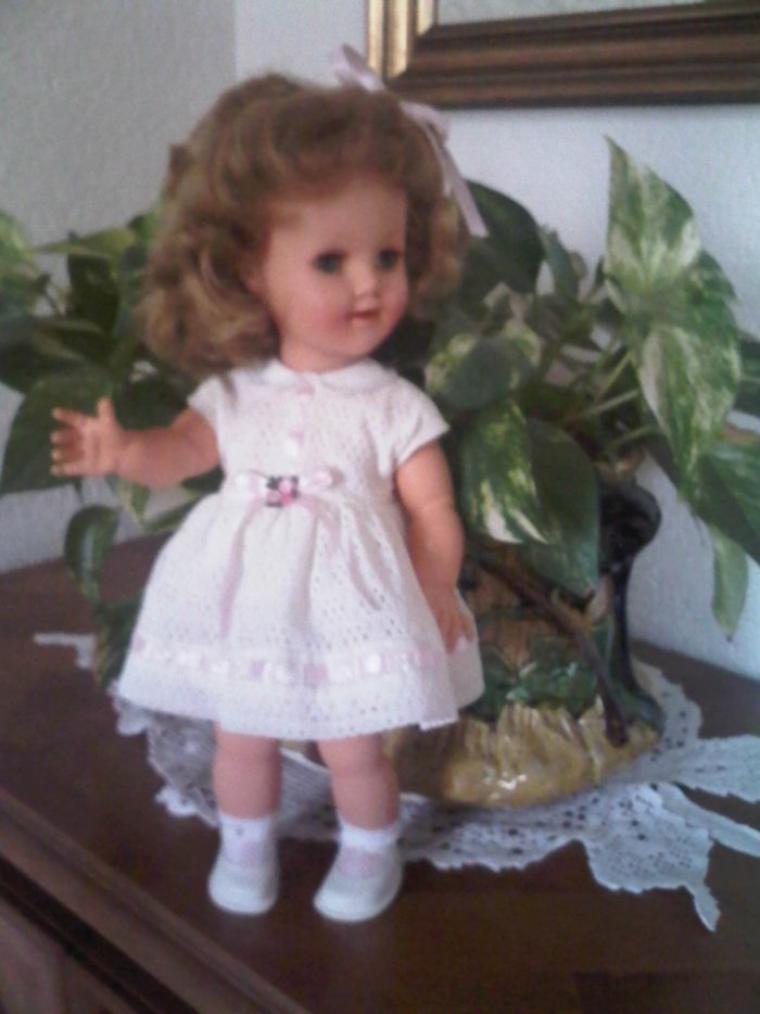 J'ai ma robe d'origine !