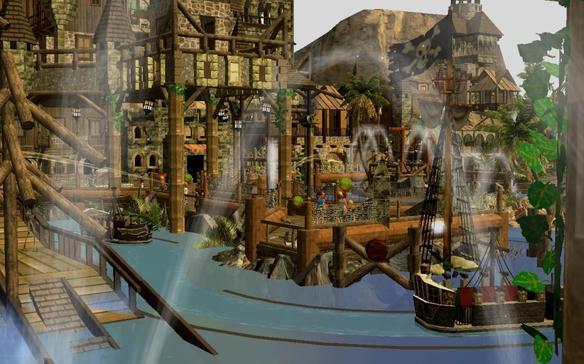 Pirates Splash (Splash Battle Mack-Rides)