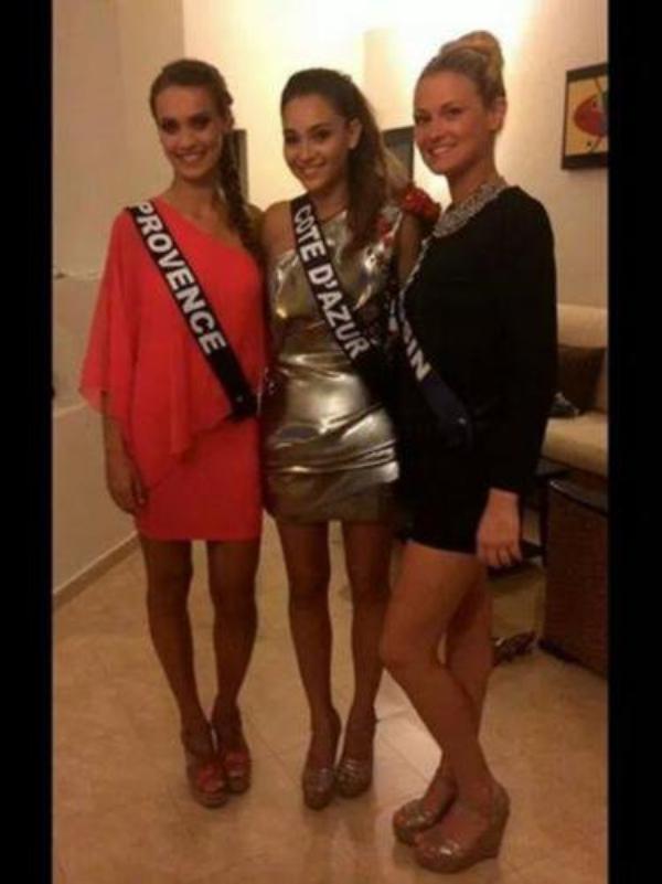 Photos souvenirs des Miss à Punta Cana