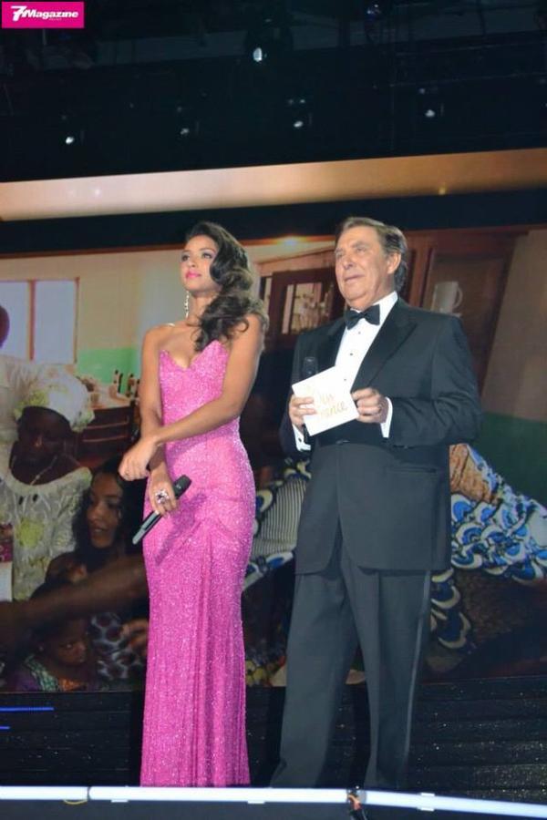 Valérie / Flora élection Miss France 2015